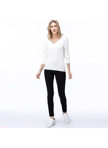 Lacoste Kadın  Pantolon HF0906.06L Lacivert